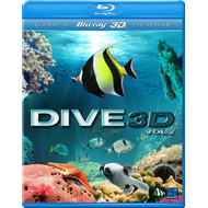 Dive - Vol. 2 (UK-import) (Blu-ray 3D + Blu-ray)