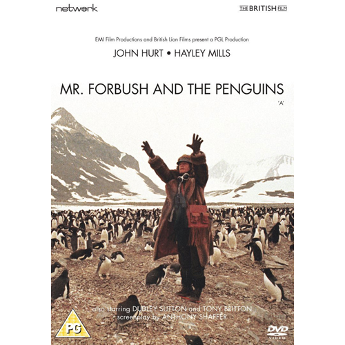 Mr. Forbush And The Penguins (UK-import) (DVD)
