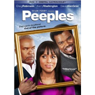 Produktbilde for Peeples (DVD - SONE 1)