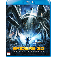 Spiders (Blu-ray 3D + Blu-ray)