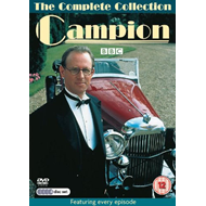 Campion - The Complete Collection - Sesong 1 & 2 (UK-import) (DVD)