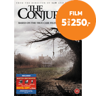 Produktbilde for The Conjuring (DVD)