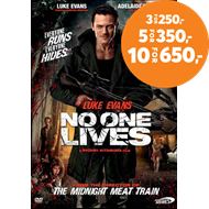 Produktbilde for No One Lives (DVD)