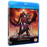 Fate/Stay Night - Unlimited Blade Works (UK-import) (Blu-ray + DVD)
