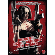 Bring Me The Head Of The Machine Gun Woman (UK-import) (DVD)