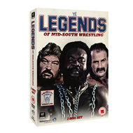 WWE - Legends Of Mid-South Wrestling (UK-import) (DVD)
