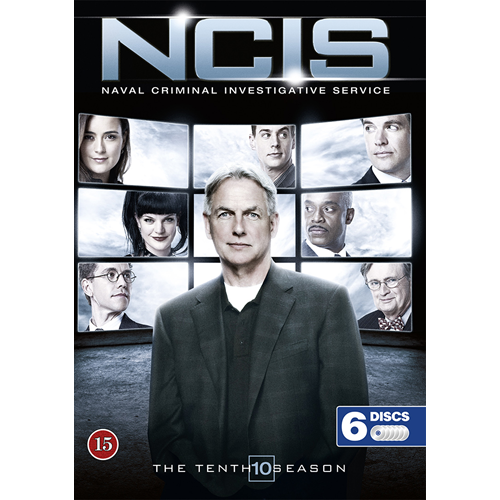 NCIS - Naval Criminal Investigative Service - Sesong 10 (DVD)