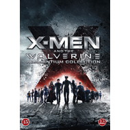 X-Men And The Wolverine - The Adamantium Collection (DVD)