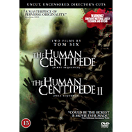 The Human Centipede 1 & 2 (UK-import) (DVD)