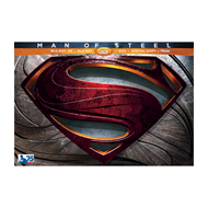 Man Of Steel - Limited Edtion (Blu-ray 3D + Blu-ray + DVD)