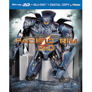 Pacific Rim - Limited Edition Robot Pack (Blu-ray 3D + Blu-ray)