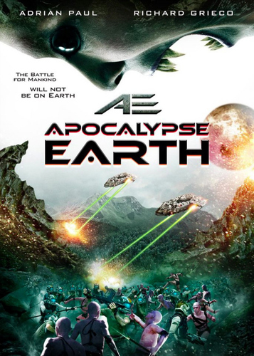 AE: Apocalypse Earth (DVD - SONE 1)