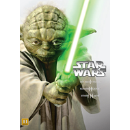 Star Wars - The Prequel Trilogy (DVD)