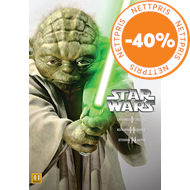 Produktbilde for Star Wars - The Prequel Trilogy (DVD)