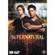 Supernatural - Sesong 8 (DVD)