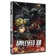 Appleseed XIII - Complete Series Collection (UK-import) (DVD)