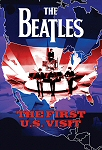 The Beatles - The First US Visit (UK-import) (DVD)