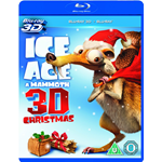 Ice Age - A Mammoth Christmas (UK-import) (Blu-ray 3D + Blu-ray)