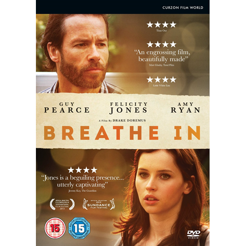 Breathe In (UK-import) (DVD)