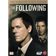 The Following - Sesong 1 (DVD)