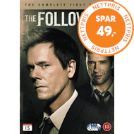 Produktbilde for The Following - Sesong 1 (DVD)