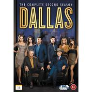 Dallas - Sesong 2 (DVD)