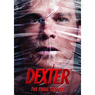 Dexter - Sesong 8 - Spesialimport (UK-import) (DVD)