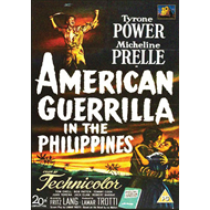 American Guerrilla In The Philippines (UK-import) (DVD)