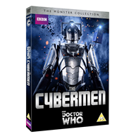 Doctor Who - The Monster Collection - Cybermen (UK-import) (DVD)
