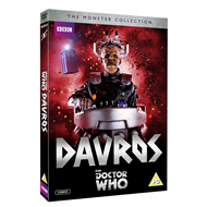 Doctor Who - The Monster Collection - Davros (UK-import) (DVD)