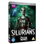 Doctor Who - The Monster Collection - Silurians (UK-import) (DVD)