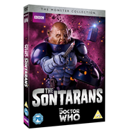 Doctor Who - The Monster Collection - Sontarans (UK-import) (DVD)