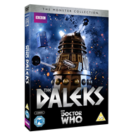 Doctor Who - The Monster Collection - The Daleks (UK-import) (DVD)
