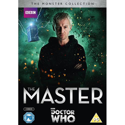 Doctor Who - The Monster Collection - The Master (UK-import) (DVD)