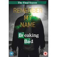 Breaking Bad - Sesong 5 Del 2- Spesialimport (UK-import) (DVD)