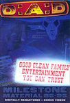 D.A.D. - Good Clean Family Entertainment You Can Trust: Milestone Material 85-93 (DVD)