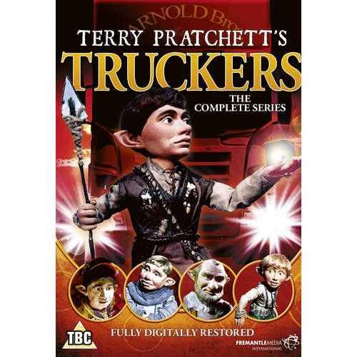 Terry Pratchett's Truckers - The Complete Series (UK-import) (DVD)