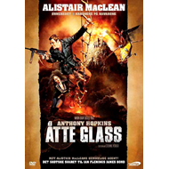 Alistair MacLean - Åtte Glass (DVD)