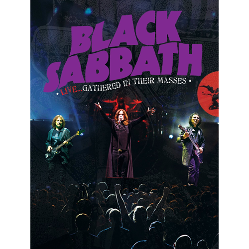 Black Sabbath - Gathered In Their Masses (DVD + CD)