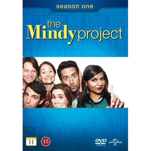 The Mindy Project - Sesong 1 (DVD)