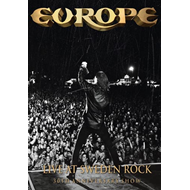 Produktbilde for Europe - Live At Sweden Rock: 30th Anniversary Show (DVD)