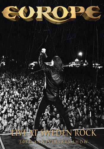Europe - Live At Sweden Rock: 30th Anniversary Show (DVD)