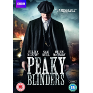 Peaky Blinders - Sesong 1 (UK-import) (DVD)