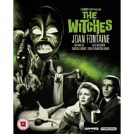 The Witches (UK-import) (Blu-ray + DVD)