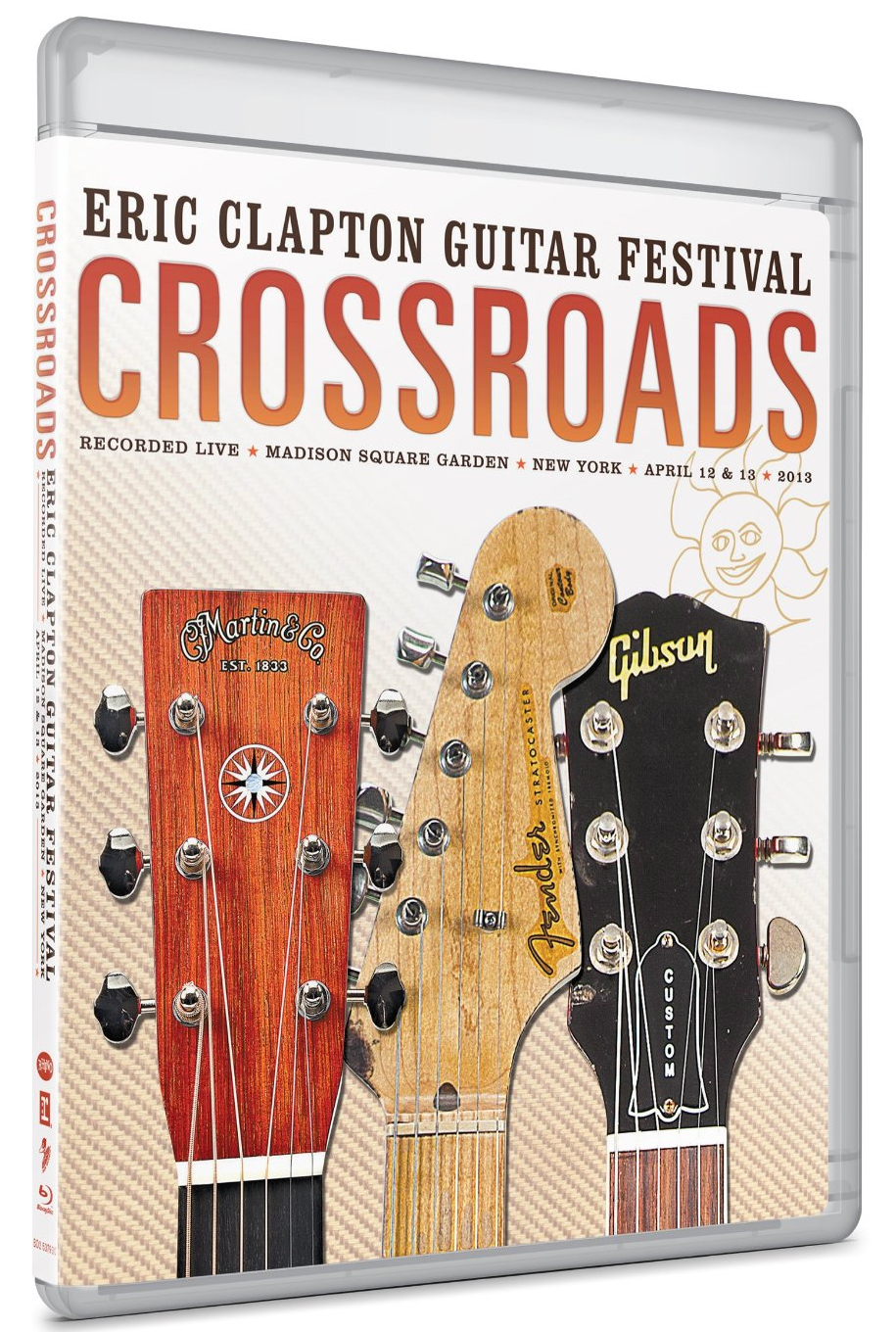 how to play eric clapton crossroads