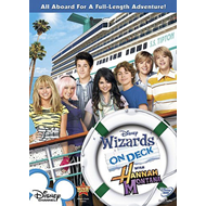 Wizards On Deck With Hannah Montana (DVD - SONE 1)