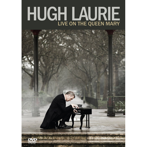 Hugh Laurie - Live On The Queen Mary (UK-import) (DVD)