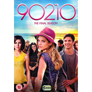 90210 - Sesong 5 (UK-import) (DVD)