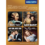 TCM Greatest Classic Legends - Barbara Stanwyck (DVD - SONE 1)