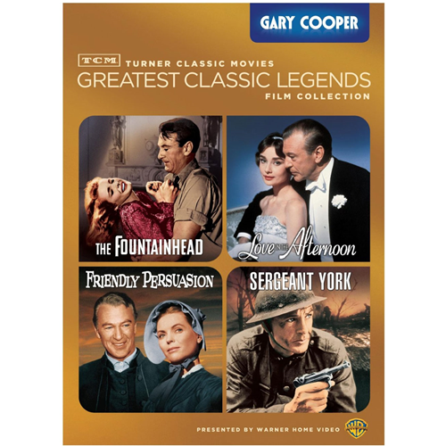 TCM Greatest Classic Legends - Gary Cooper (DVD - SONE 1)